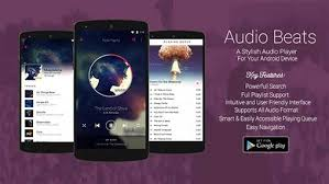 android audio player audio beats player premium 2 7 5 apk for android