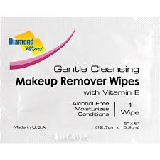 wipes gentle cleansing makeup remover wipes 100 per bag x 5 bags