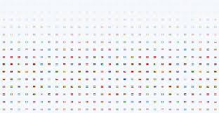Design A Flag Free Yummygum U2014 Free Download Set Of 142 Mini Country Flags
