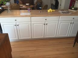 Kitchen Cabinet Facelift by Kitchen Cabinet Refacing Stonecraft