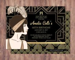 gatsby save the date etsy