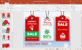 Animated Christmas Decorations For Powerpoint by Christmas