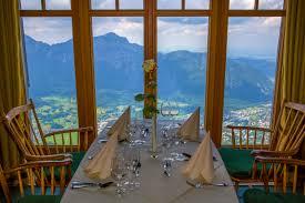 Predigtstuhl Bad Reichenhall Das Legendäre Bergrestaurant Auf Dem Predigtstuhl