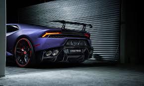 Lamborghini Huracan With Spoiler - the huracan novara edizione program u2013 global super car solutions