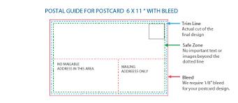 standard postcard size printing u0026 guide uprinting com