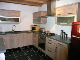 cuisine en chene moderne impressionnant cuisine en chene moderne avec cuisine en chene massif