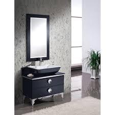 bathroom gray fresca vanity with double sink vanity and graff
