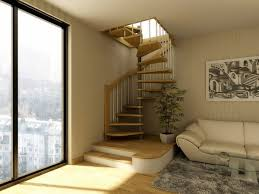 Living Room With Stairs Design Attic Stairs Design Ideas U2013 Pros And Cons Of Different Types