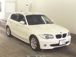 bmw 2006 white used 2006 bmw 1 series 118i uf18 for sale ys09040 be forward