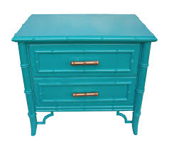 Aloha Furniture by Simply Fabulous Small Chest Or Large Nightstand Mid Century