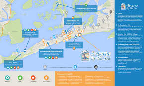 the sea map rockaways lifestyle map nyc waterfront condos