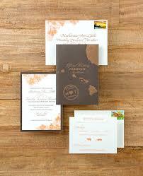 wedding invitations hawaii 36 best hawaiian wedding invitations images on hawaii