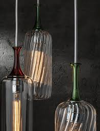 colored glass pendant lights gala classic pendant lamp u2014 ilide unique lamps handmade in italy