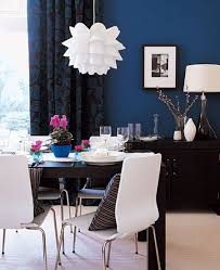 Blue Dining Room  Ideas For Inspiration - Dining room inspiration