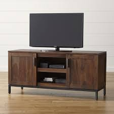 Tv Storage Cabinet Tv Stands Media Consoles Cabinets Crate And Barrel