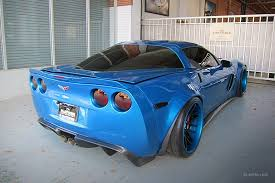 08 chevy corvette c6 zr6x 1 5 rear quarter panels ss