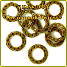 easy steampunk do it yourself projects