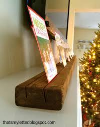 christmas card holder 7 crafty creative diy christmas card holders
