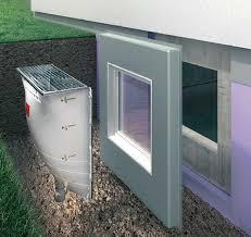 Basement Well Windows - surprising ideas basement window well replacement services