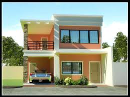 2 storey house small 2 story home designs two storey house floor affordable plans