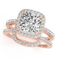 gold cushion cut engagement rings gold halo engagement ring diamond gold warehouse