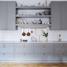 ikea grey shaker kitchen cabinets pin by kiri neill on vesella villa kitchen interior