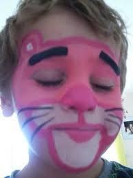 Pink Panther Halloween Costume Cute Pink Panther Tania20a Projekti Za Decu