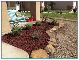 rock ground cover landscaping