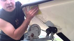 How To Clean Boat Upholstery Cheapest And Best Way To Clean A Boat Youtube