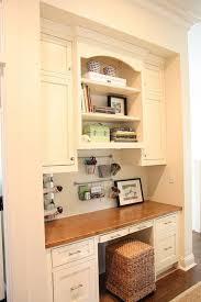 kitchen office ideas office nook crafts home