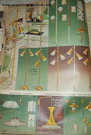 1959 fall and winter sears catalog lamps and light fixtures