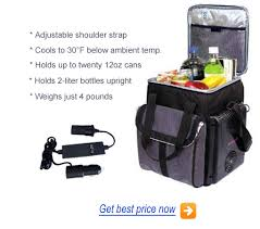 Koolatron thermoelectric travel coolers on sale
