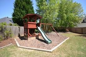 kid u0027s play area landscaping tips portland area landscaping