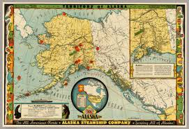 Maps Of Alaska by Alaska