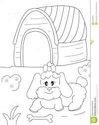 printable dog bone coloring pages decoration