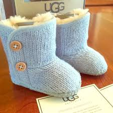 infant ugg boots sale 35 ugg shoes sold nib baby ugg boots purl in light blue