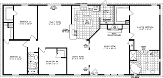 4 bedroom floor plans 2 four bedroom mobile homes l 4 bedroom floor plans