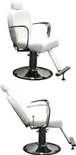 Reclining Salon Chairs Reclining Salon Chairs Dining Room Best White Fashion All Purpose