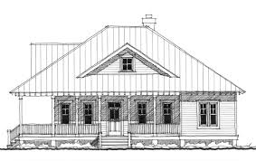 House Plans By Architects Oak Spring House Plan C0023 Design From Allison Ramsey Architects