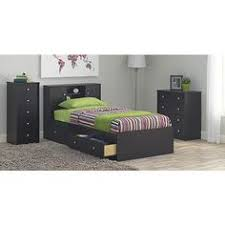 Jackson Twin Black Bookcase Bed Black Twins Twins And Storage Beds - Essential home bunk bed