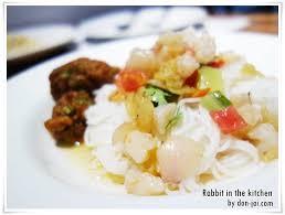 cuisine kitch ร ว วโดนใจ rabbit in the kitchen เร งร าอาหารไทย อร อยแบบต นตำร บ