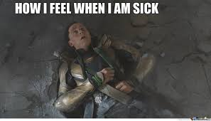 Sick In Bed Meme - how i feel when i am sick by x3nf0r0 meme center