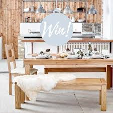 french farmhouse dining table the gift of giving win a french farmhouse dining set by oak