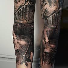 black and grey sleeve best ideas gallery