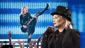 Schlafzimmerblick Wie Schminken Kim Wilde Sie Lästert über Madonnas Jugendwahn Bunte De
