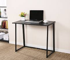 portable folding computer desk furniture compact folding computer desk long computer table