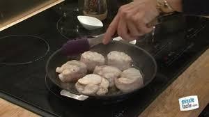 comment cuisiner une queue de lotte cuisson de la lotte minutefacile com
