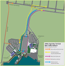 Ferry Terminal Floor Plan by Ferry Officials Remind Customers Of New Traffic Pattern At The