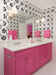 Pink And Black Bathroom Ideas Black And Pink Bathroom Ideas Spurinteractive