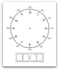 printable clock template without numbers 24 images of digital clock numbers template stupidgit com